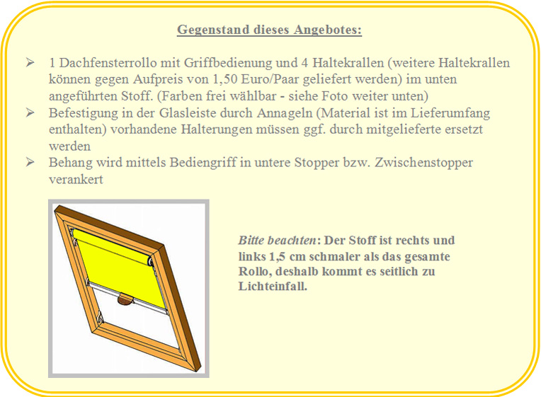 dachfensterrollo f r velux fenster ggl gpl gel ghl gtl thermo sonnenschutz rollo ebay. Black Bedroom Furniture Sets. Home Design Ideas